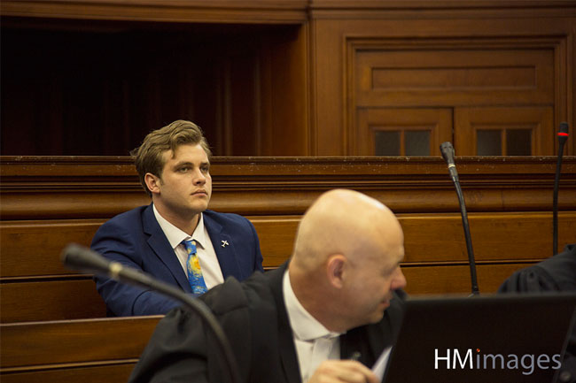 "Van Breda Trial Day 12 - neighbour heard ""shouting and arguing"""