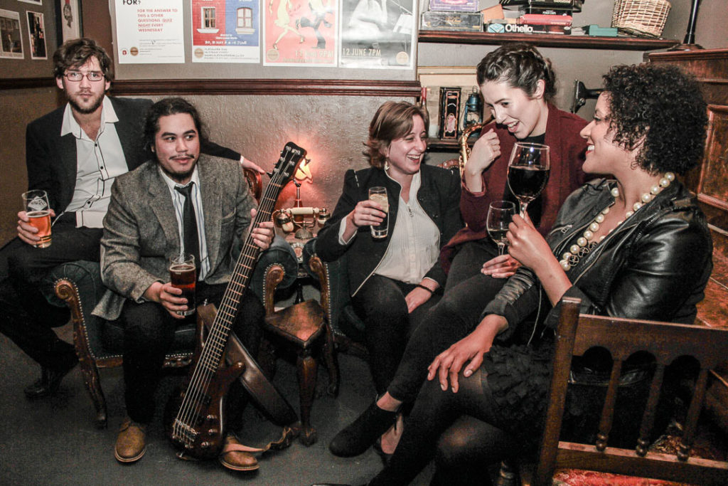 The Swing Collective at Alexander Bar