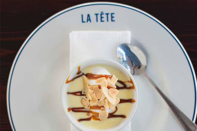 Winter Special at La Tête
