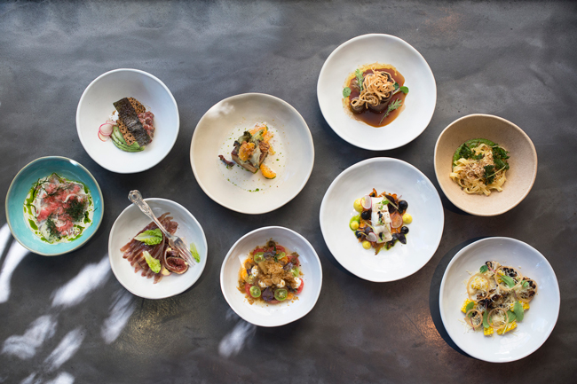 Makaron Restaurant Launches New Small Plates Menu