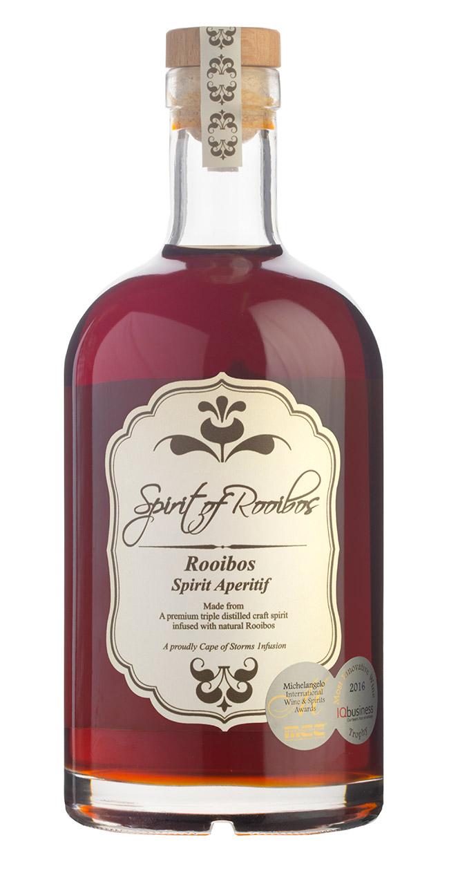 Spirit of Rooibos Specialty spirits
