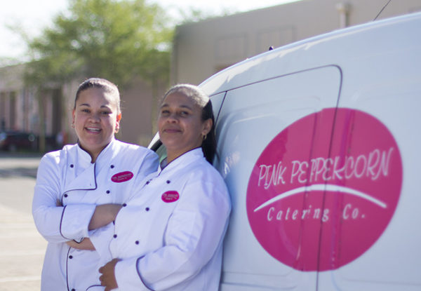 The Pink Peppercorn Catering Company