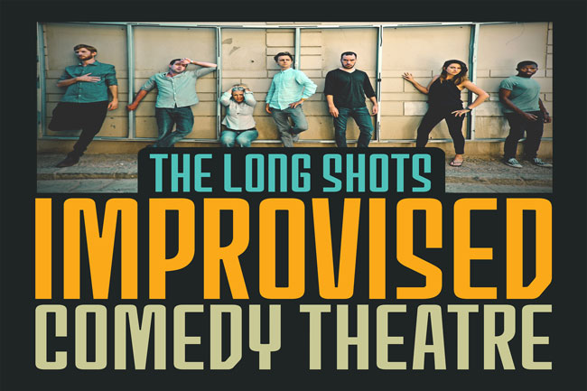 'Improv Comedy with the Long Shots' at Alexander Upstairs