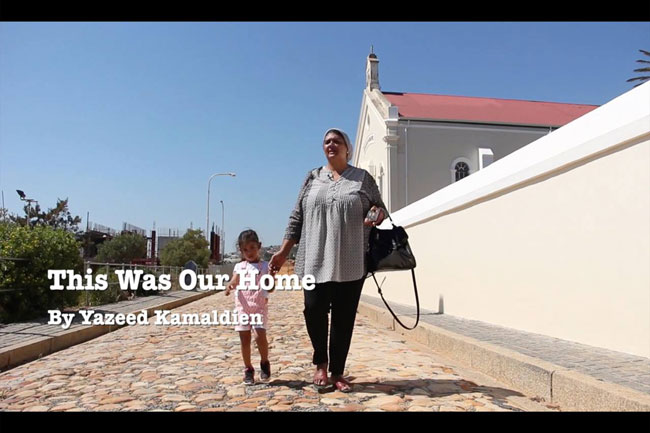 'This Was Our Home' video series screening