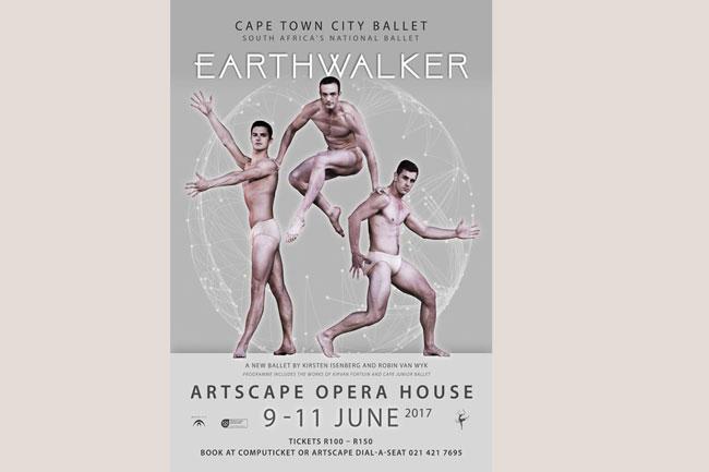 Cape Town City Ballet presents: EarthWalker
