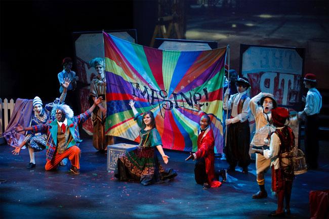 'Imagine! Family Magic Spectacular' at the Artscape Theatre