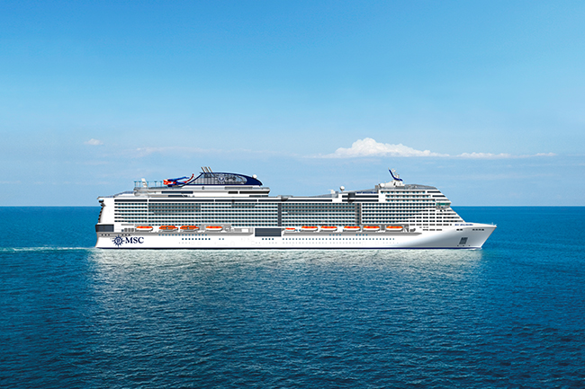 MSC Introduces New Destination For Cruises From South Africa - Cruise ship packages south africa
