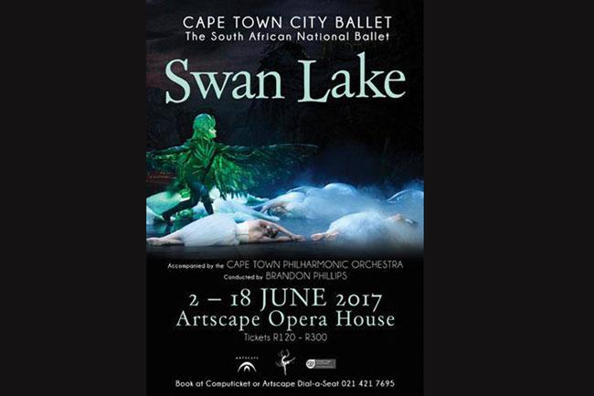 Cape Town City Ballet Presents Swan Lake