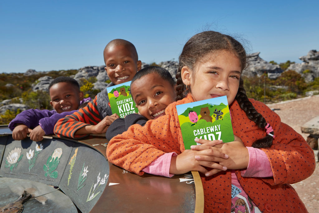 Kidz Season on Table Mountain