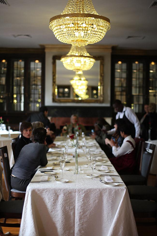 The Bosman Experience restaurant