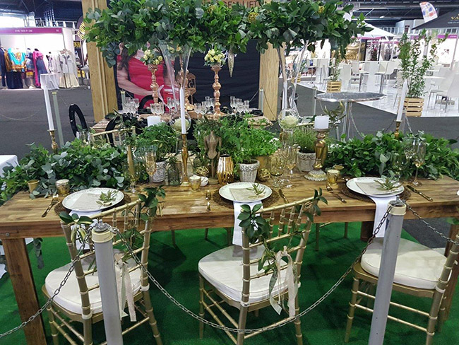 The Wedding Expo Table Decor Competition Johannesburg March 2017