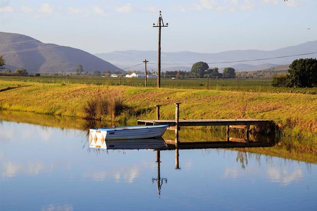 Laid-back leisure in the Langeberg