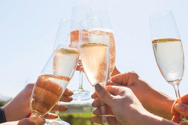 KRUG Champagne Tasting