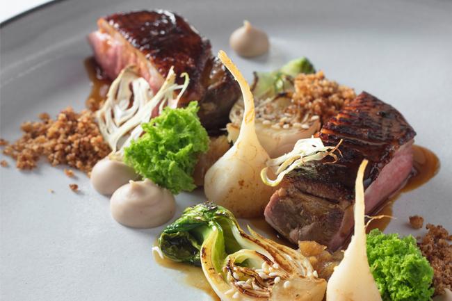 A taste of Terroir - Kleine Zalze's culinary gem