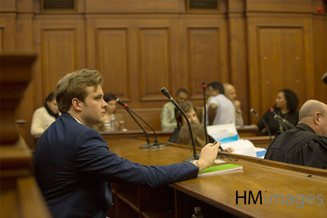 Van Breda trial day 23 - lifting evidence from the crime scene