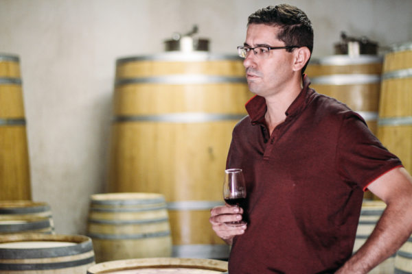 Zandvliet Winemaker, Jacques Cilliers