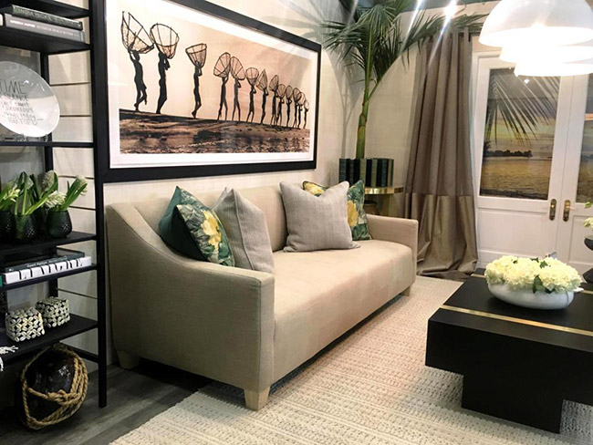 Ray captures some life and style at Decorex 2017.
