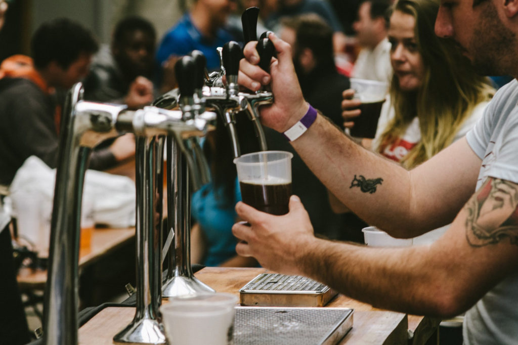 The 3rd Annual Woodstock Winter Beer Festival is back!