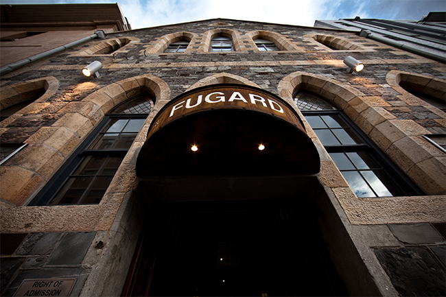 The Fugard Theatre in District Six