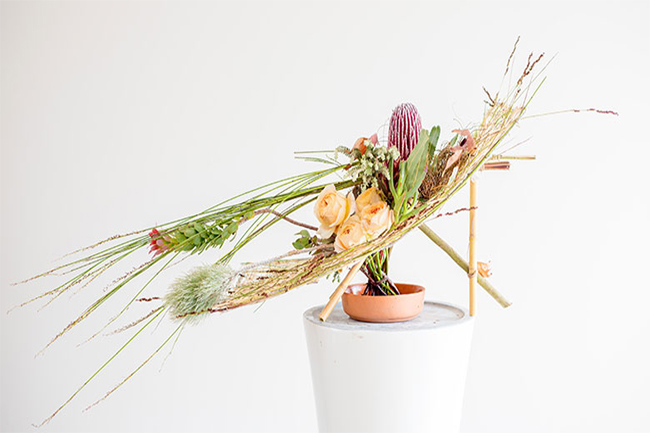 'Masters of Masters in Floral Design' Seminar with Gregor Lersch