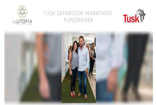 myUTOPIA fundraiser yoga class