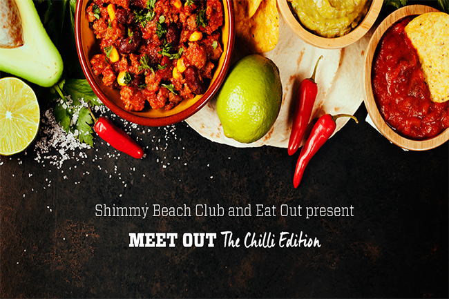 Meet Out with Shimmy - The Chilli Edition