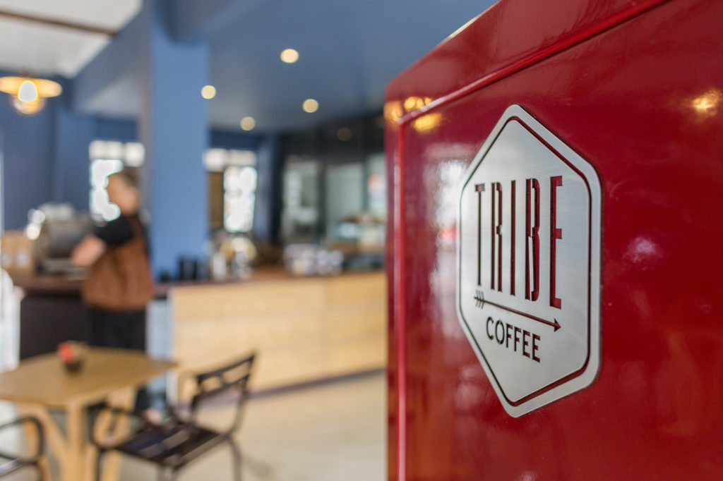 Tribe Coffee's New Winter Menu