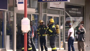 Cash Crusaders hostage heist strand street cape town