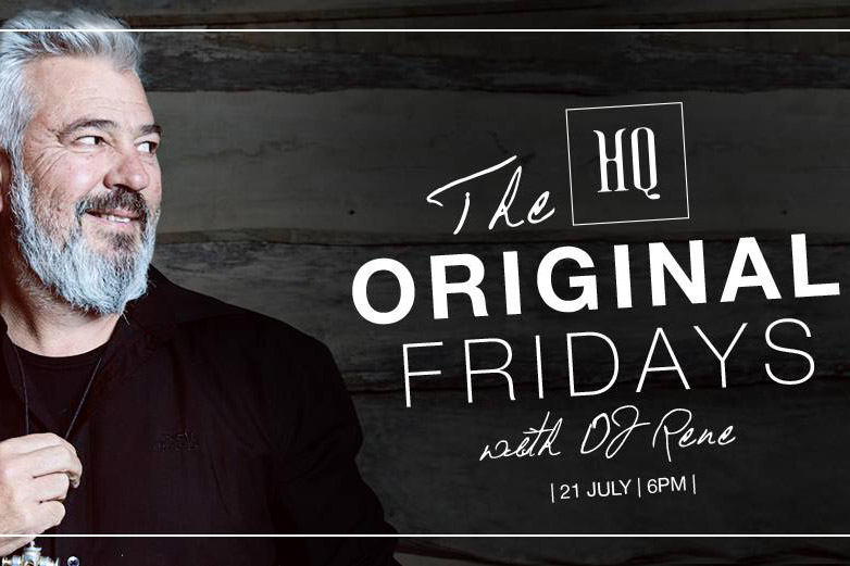 The Original Fridays at HQ