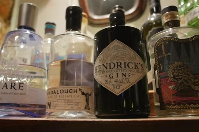 The Secret Gin Bar