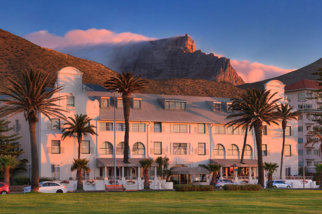Winchester Mansions - revisting a Cape classic