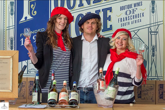 What to do at Franschhoek Bastille Festival 2017
