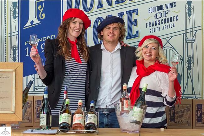 DStv Franschhoek Bastille Festival