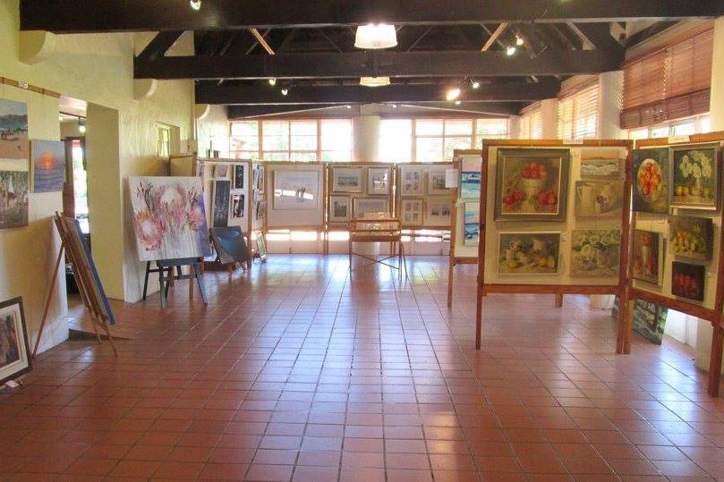 Constantiaberg Art Society Spring Exhibition