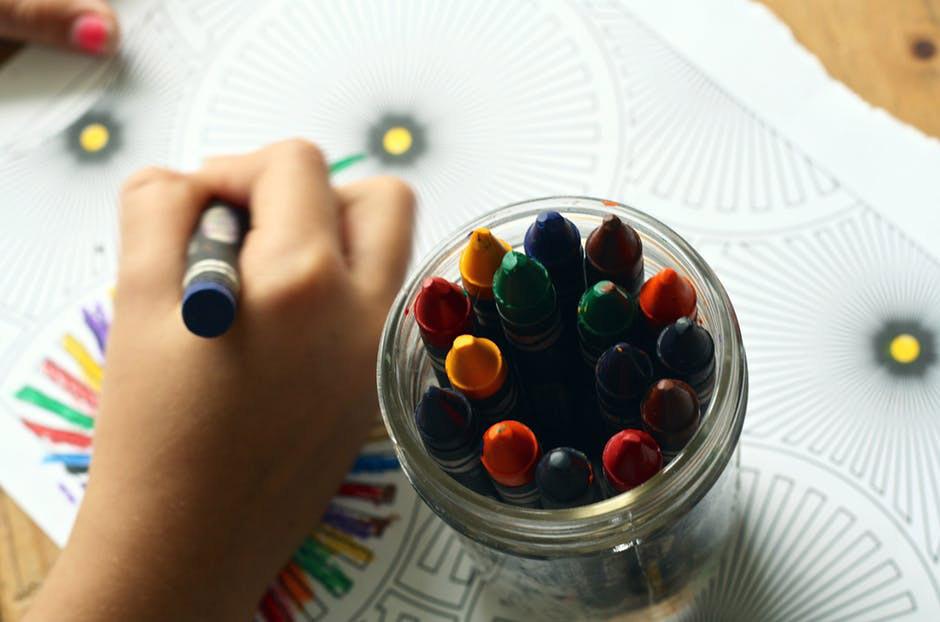 Kiddies Art Class