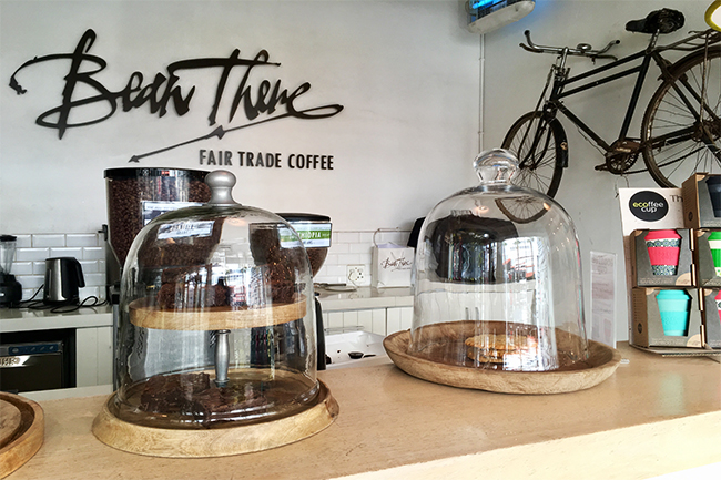 Bean There - pairing coffee and chocolate