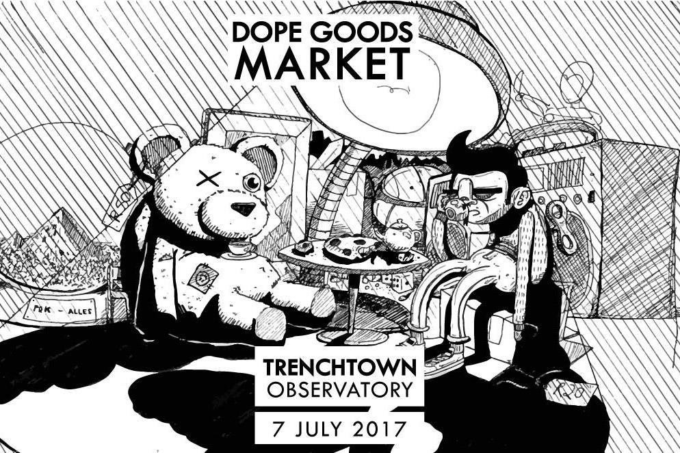 Dope Goods Market