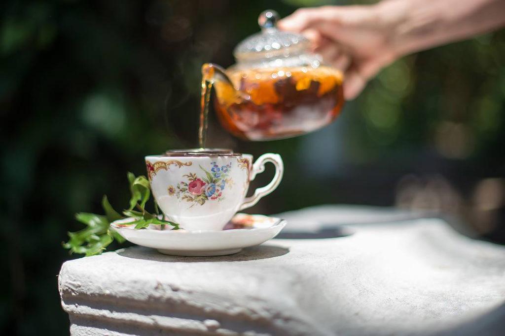 Tea Tasting with Lady Bonin