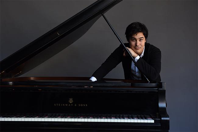 La Motte Wine Estate Presents: Pianist Christopher Park
