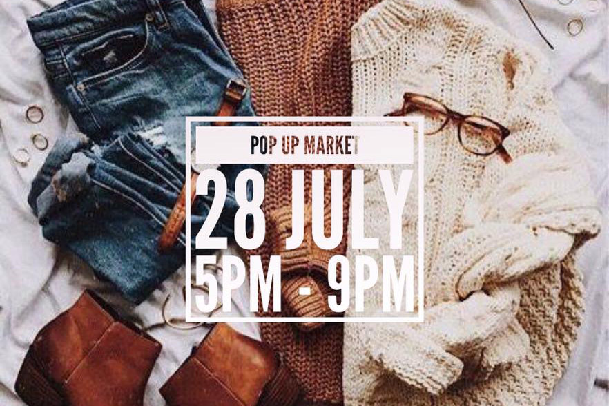 Winter Pop-up Market