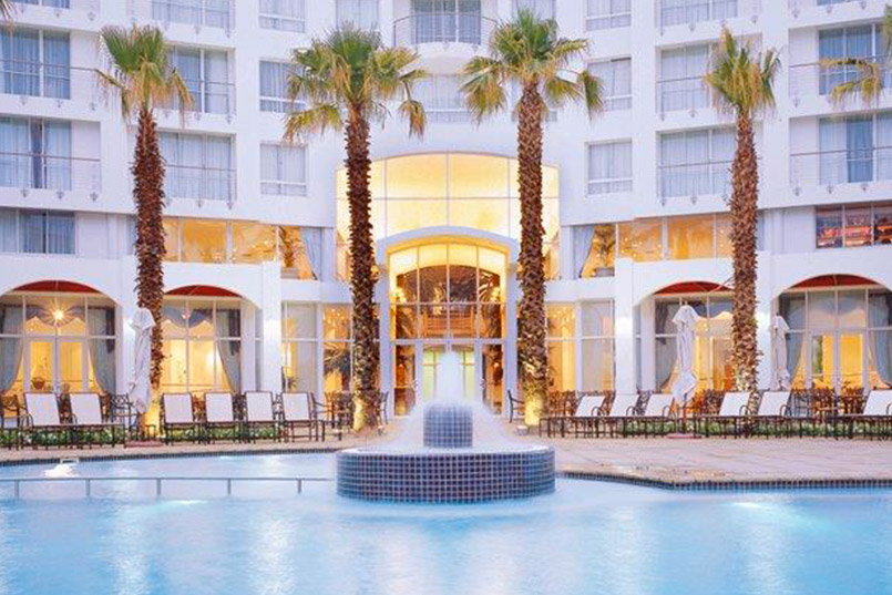 50% off your stay at The President Hotel this winter
