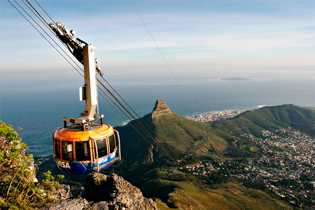 Table Mountain Cableway set to close for maintenance