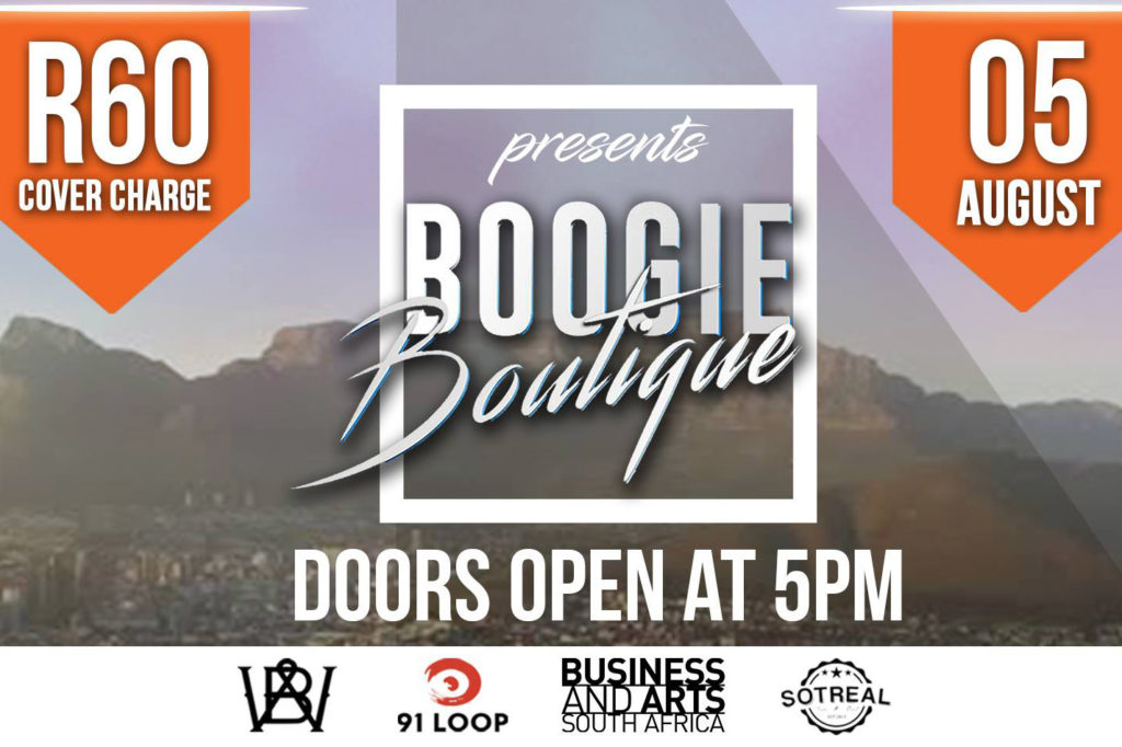 PowerPlay Presents: Boogie Boutique
