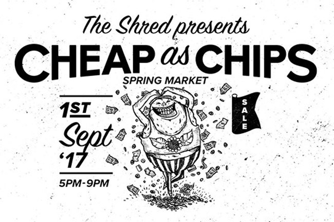 Cheap As Chips Spring Market