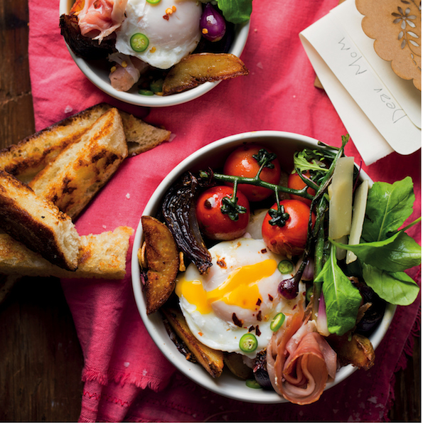 Mayweather McGregor - Breakfast Hash
