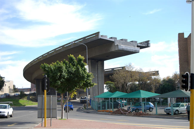 Foreshore bridge