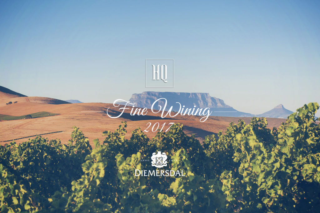 Fine Wining with Diemersdal at HQ
