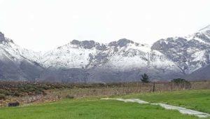 Image by Gerhard Tjoep de Beer Snow Report SA