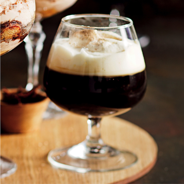 Mcgregor Irish Coffee