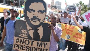 Zuma - secret ballot
